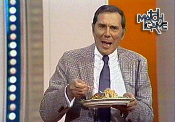 gene rayburn eating