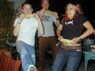 elijah wood eating
