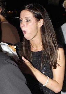 nikki hilton eating
