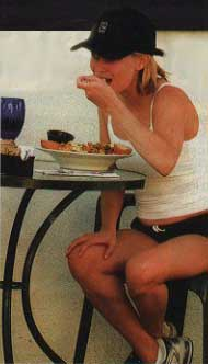 reese witherspoon eating